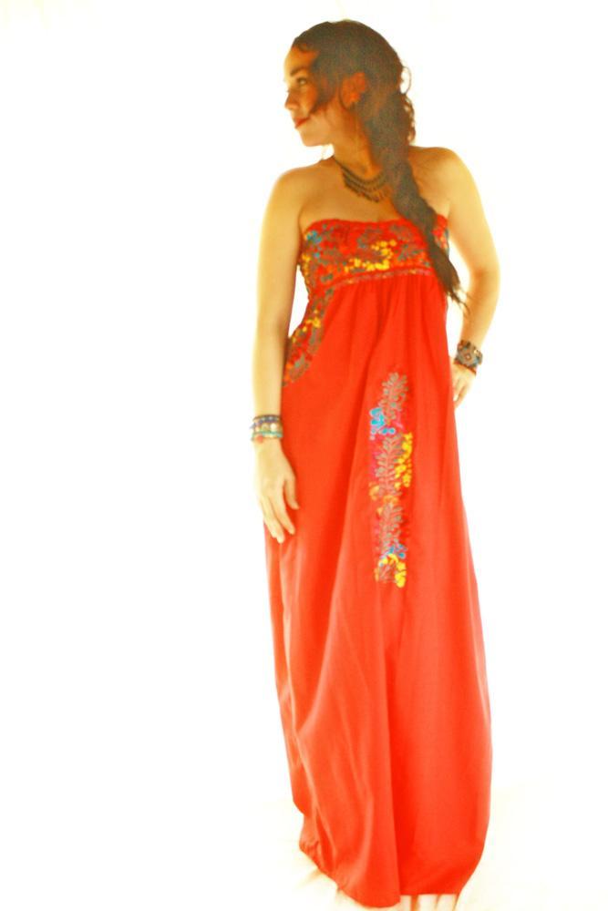 San Antonino Mexican Wedding Dress
