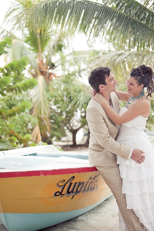 Luna Dreams Mexican Wedding Dress