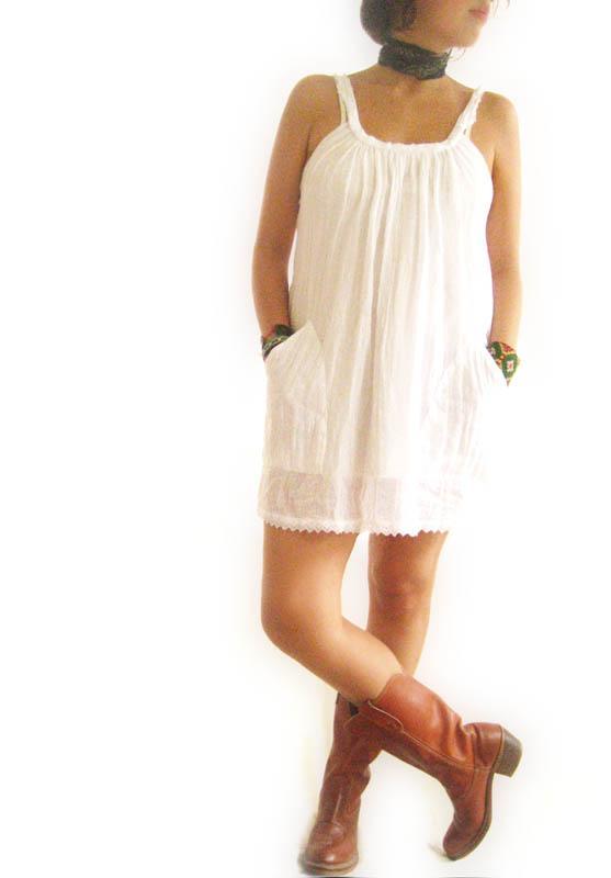 Señorita Bonita Dress Slip Baby doll