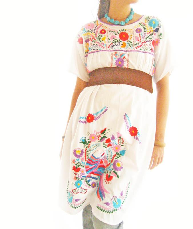 Mexican Paradaise Dress