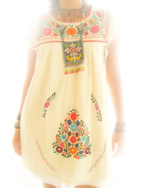 El Jardin ethnic summer dress