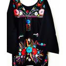 Vivian Woodstock Tunic Mexican dress