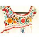 Solecitos Mexican baby dress